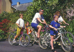 Bike Hire at Muddlebridge House