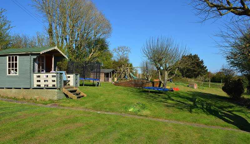 Muddlebridge House Children's Play Area