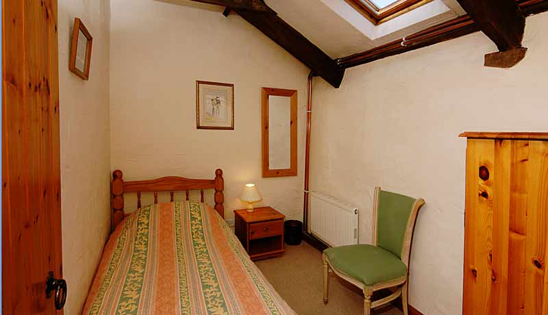 Millers Self Catering Cottage Single Bedroom
