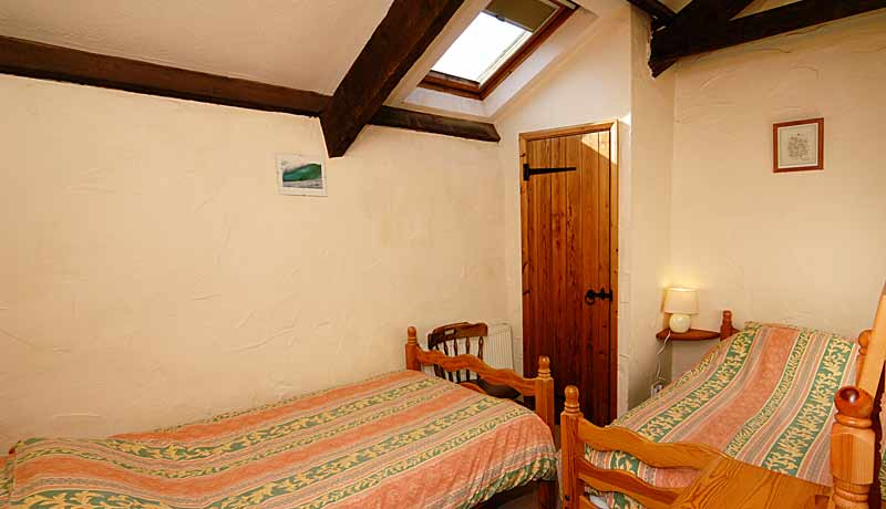 Twin Room at Millers Holiday Cottage