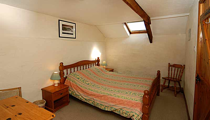 Thatchers Holiday Cottage: Double Bedroom