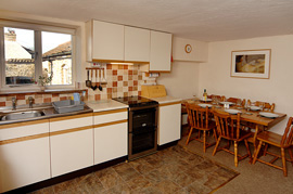 Thatchers Self Catering Cottage
