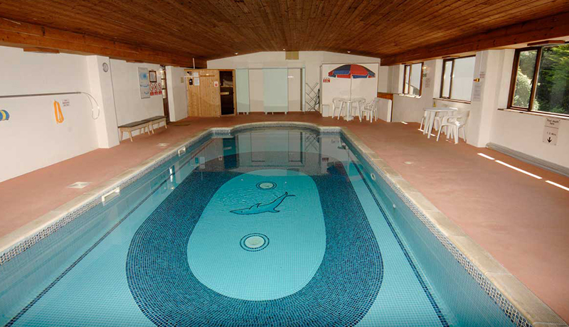 Muddlebridge House Private Swimming Pool